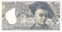 France 50 Francs Quentin de la Tour - S.32 - 1983