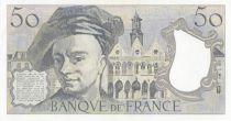France 50 Francs Quentin de la Tour - S.32 - 1983
