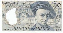 France 50 Francs Quentin de la Tour - Série B.68 - 1991