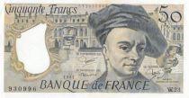 France 50 Francs Quentin de la Tour - W.23 - 1981