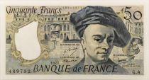 France 50 Francs Quentin de la Tour 1977 - Série G.8 - P.NEUF