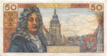 France 50 Francs Racine - 02-05-1963 Série B.61 - TTB