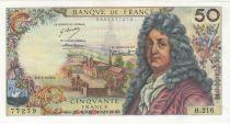 France 50 Francs Racine - 03-05-1973 Série H.216 - TTB+
