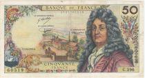 France 50 Francs Racine - 03-06-1976 Série C.296 - TB