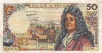 France 50 Francs Racine - 04-03-1965 Série L.96 - TB+