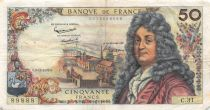France 50 Francs Racine - 06-12-1962 Série C.31 - TTB
