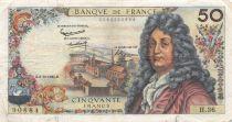 France 50 Francs Racine - 06-12-1962 Série H.36 - TB+