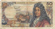 France 50 Francs Racine - 06-12-1962 Série R.32 - TB