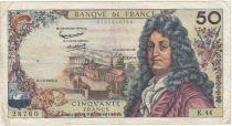 France 50 Francs Racine - 07-02-1963 Série K.44 - TB
