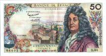 France 50 Francs Racine - 07-02-1963 Série O.44