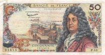 France 50 Francs Racine - 07-02-1963 Série P.43 - PTTB