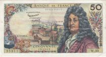 France 50 Francs Racine - 07-02-1963 Série W.52 - TTB