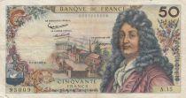 France 50 Francs Racine - 07-06-1962 Série A.15