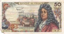 France 50 Francs Racine - 07-06-1962 Série M.16 - PTB