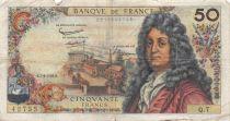 France 50 Francs Racine - 07-06-1962 Série Q.7 - TB