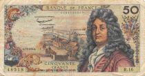 France 50 Francs Racine - 07-06-1962 Série R.16 - PTB