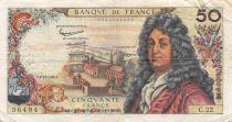 France 50 Francs Racine - 08-11-1962 Série C.22 - TB