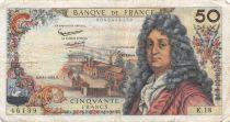 France 50 Francs Racine - 08-11-1962 Série K.18 - TB