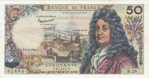 France 50 Francs Racine - 08-11-1962 Série R.28 - TTB+