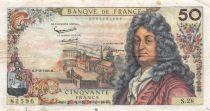France 50 Francs Racine - 08-11-1962 Série S.28 - TB