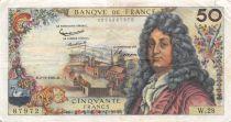 France 50 Francs Racine - 08-11-1962 Série W.28 - TTB
