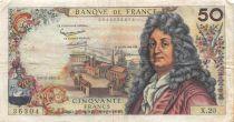 France 50 Francs Racine - 08-11-1962 Série X.20 - TB+