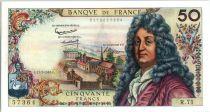 France 50 Francs Racine - 11-07-1963 Serial R.71