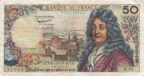 France 50 Francs Racine - 11-07-1963 Série B.71 - TTB