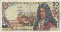 France 50 Francs Racine 02-01-1976 - Série A.287 - TB