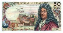 France 50 Francs Racine 02-05-1963 - Serial Z.60 - VF+