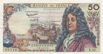 France 50 Francs Racine 07-02-1963 - Série E.45 - TTB+