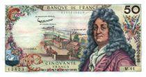 France 50 Francs Racine 07-02-1963 - Série M.44 - TTB+