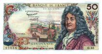 France 50 Francs Racine 07-02-1963 - Série O.46 - SUP+