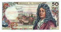 France 50 Francs Racine 07-06-1962 - Serial F.11 - XF