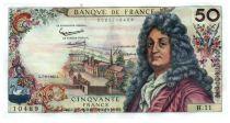 France 50 Francs Racine 07-06-1962 - Serial H.11 - XF