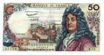 France 50 Francs Racine 07-06-1962 - Série F.15 - SUP+