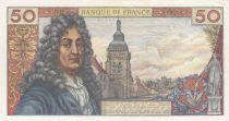 France 50 Francs Racine 07-06-1962 - Série L.2 - PSUP