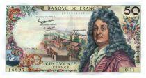 France 50 Francs Racine 07-06-1962 - Série O.11 - SUP+