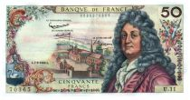 France 50 Francs Racine 07-06-1962 - Série U.11 - SUP