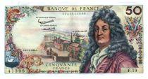 France 50 Francs Racine 08-11-1962 - Serial F.19 - XF
