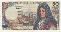 France 50 Francs Racine 08-11-1962 - Serial H.19 - VF+