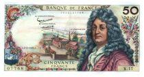 France 50 Francs Racine 08-11-1962 - Série X.17 - SUP+
