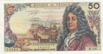 France 50 Francs Racine 10-08-1972 - Série M.197 - SUP+