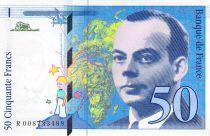 France 50 Francs Saint-Exupéry - 1993 Série R.008733489 - P.NEUF