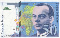 France 50 Francs Saint-Éxupéry - 1997 - A.033986364 - Neuf