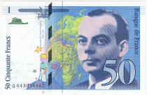 France 50 Francs Saint-Éxupéry - 1997 - Q.043038867 - aNeuf