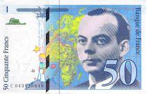 France 50 Francs Saint-Exupéry - 1997 Série C.043829649 - SPL