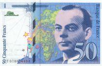 France 50 Francs Saint-Exupéry - Série F.010 - 1993