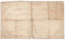 France 50 Livres France assise - 14-12-1792 - Sign. Bouché - PTB