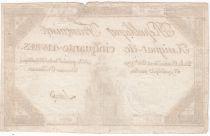 France 50 Livres France assise - 14-12-1792 - Sign. Latour - TTB